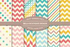 Bella Boutique Design ~ Creative Market