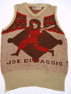 Sweaters: Fewer coupons needed to buy the wool than to purchase the garment ready-made. Pullovers filled in for waistcoats and large loose pullovers became popular calling it the sloppy joes. Cool Outfits, Fashion Outfits, Lookbook, Estilo Retro, Vintage Knitting, Fashion Killa, Aesthetic Clothes, Knitwear, Textiles