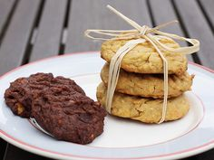 Kichererbsen Cookies