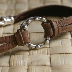 O My bracelet by JewelryByMaeBee on Etsy, $24.00