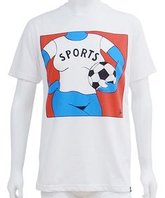 BY PARRA - I LOVE SPORTS TEE (WHITE) http://www.raddlounge.com/?pid=86114838 * all the merchandise can be purchased by Paypal :) www.raddlounge.com/ #streetsnap #style #raddlounge #wishlist #stylecheck #fashion #shopping #unisexwear #womanswear #clothing #wishlist #brandnew #rockwell #byparra #parra
