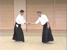 Aihanmi Katatedori Ikkyo Omote Ura (sensei Shoji Nishio) - YouTube