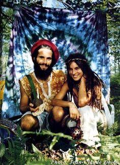 Hippie Commune--happiness