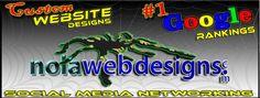 Web Design New Orleans Louisiana | NOLA Web Designs LLC | 504-296-9696