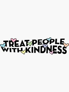 """Purple Aesthetic Discover Treat People With Kindness Sticker by abby ! """"Treat People With Kindness"""" Sticker by abbywallows Bedroom Wall Collage, Photo Wall Collage, Wall Collage Decor, Louis Tomlinson, Monday Morning Quotes, Harry Styles Quotes, Harry Styles Wallpaper, Happy Words, Treat People With Kindness"""