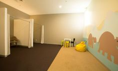 Shopping centre 'quiet room' an Australian first for kids with autism