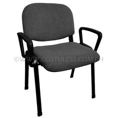 Product Code: DVCA-104GRY* Sale Price: P1,399.00 Description: Ergodynamic™ Guest Chair mesh w/ armrests, 1.2mm thick frame w/ rubber footing, black color Product Measurement: 68L x 42W x 78Hcm Chair Capacity: 50kgs. Classification: MEDIUM DUTY Usage: INSTITUTIONAL USE Brand: SUMO