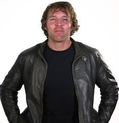 DEAN AMBROSE.. SEXY SMILE, SEXY JACKET, SEXY ASS, SEXY EVERYTHING<3