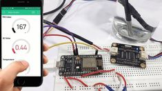 Esp8266 Projects, Iot Projects, Water Molecule, Circuit Diagram, Water Quality, Arduino, Monitor, Base