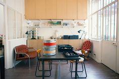 Atelier de Servane Gaxotte | L'instant Parisien