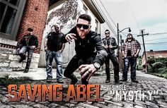 Saving Abel new EP Crackin' the Safe now available!