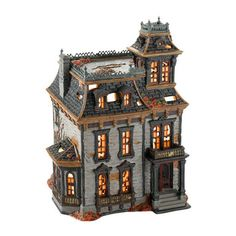 Dept. 56 Halloween Village - Mordecai Mansion picture