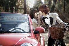We Got Married Global Edition Season 2 Heechul and Puff Guo