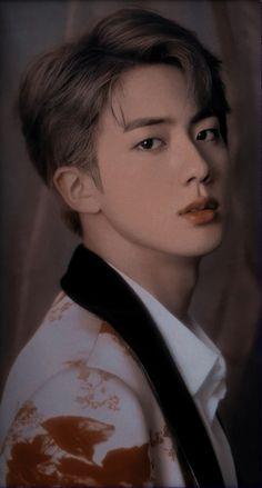 Jin BTS - Amazing Handsome Boy Photos - Most Handsome Boys in the world Bts Jin, Bts Taehyung, Bts Bangtan Boy, Bts Jungkook, Seokjin, Namjoon, Foto Bts, Foto Rap Monster Bts, V And Jin