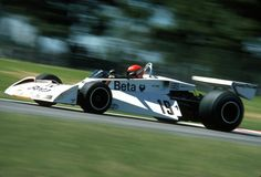 Vittorio Brambilla (ITA) (Beta Team Surtees), Surtees TS19 - Ford-Cosworth DFV 3.0 V8 (finished 7th)  1977 Argentine Grand Prix, Autódromo Municipal del Parque Almirante Brown de la Ciudad de Buenos Aires