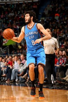 Newbie in 2017 Thunder Players, Thunder Nba, Oklahoma City Thunder, Oklahoma City Basketball, Basketball Teams, Sports Sites, Nba Players, Best Player, 4 Life