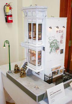Хороший Сэм Витрина миниатюр: в шоу - празднование китайского Нового Года