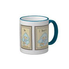 I Dont Do Windows Ever! Coffee mug