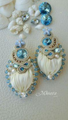 Sand & Sky ~ Mhoara jewels ~