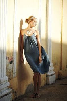 Nighttide High-Low Dress | Anthropologie
