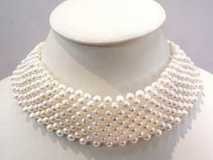 """Brand """" PURE N PRECIOUS"""" pearl Neck set is also available in ADHVIKART"""
