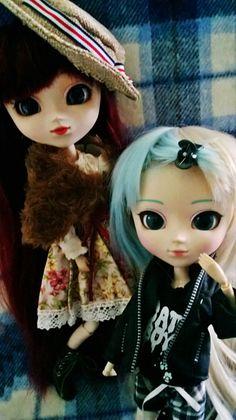 Mikuri and Kuriin