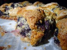 """I... don't think my life will be complete until I try these. """"Royal Wedding Scones"""" who cares- fantastically amazing blueberry scones? Yes plz. And a community pick! <3 Food 52, you are dangerous!"""