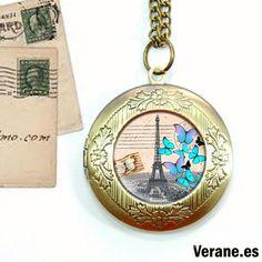 Collar Porta-Fotos Deschamps http://www.verane.es