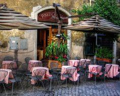 Let's drink coffee in Rome    via Atilla2008