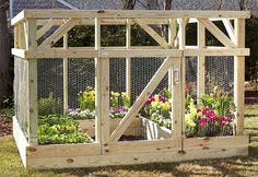 Want to build a raised bed in your garden? Here's a list of the best free DIY raised garden bed plans and ideas that you can use as a guide or inspiration.