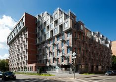 "Апарт-комплекс ""Re:form"" #BADR5 Multi Story Building"