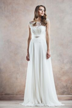 Take a look at the dreamy new wedding dress collection from Divine Atelier, filled with unique wedding dresses and eclectic styles. Bridal Musings, Wedding Dresses 2014, Bridesmaid Dresses, Wedding List, Budget Wedding, Farm Wedding, Wedding Blog, Wedding Stuff, Dream Wedding
