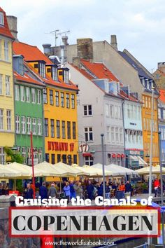 Nyhavn - Guide and tips to cruising the Copenhagen canal boat tour - Denmark with Kids - Copenhagen with kids