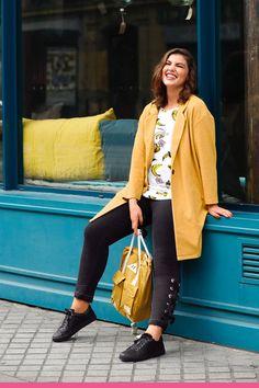 Kauluksellinen takki Angel of Style Bomber Jacket, Jackets, Style, Fashion, Down Jackets, Swag, Moda, Fashion Styles, Jacket