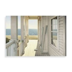 Serenity Canvas Wall Art - BedBathandBeyond.com