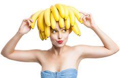 20 Benefits Of Banana For Hair That Your Hair Salon Won't Tell You! Banana Hair Mask, Banana For Hair, How To Grow Natural Hair, Natural Face, Stop Hair Loss, Prevent Hair Loss, Mayonnaise, Banana Benefits, Home Remedies For Hair