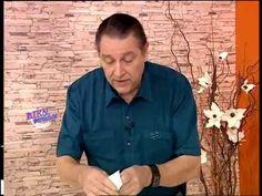 Hermenegildo Zampar - Bienvenidas TV - Explica la costura del puño de la...