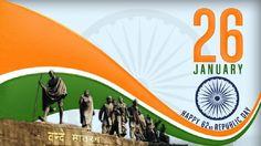 Republic day is an important day in India. It's when the Indian constitution was formed on Jan People enjoy themselves by sending republic day wishes as it's a public holiday. Essay On Republic Day, Republic Day Status, Republic Day Speech, Republic Day Photos, Republic Day India, The Republic, Happy Republic Day 2017, Indian Flag Wallpaper