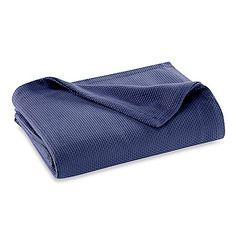 Pure Beech® Zero Twist Cotton/Modal Blanket