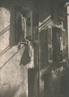 Windows Before 1925 108x78cm RK_193 Photograph by Rudolf Koppitz Photoinstitut Bonartes