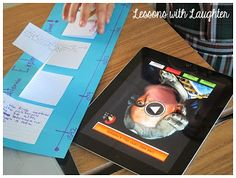 Lessons with Laughter: Technology - MadLips App for Biography or Explorer Units