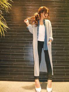 ACNEのシャツ・ブラウスを使ったManami Kakehashiさんのコーディネートです。│Instagrammanami_ka...