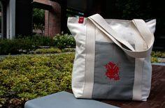 "CityHopper ""Freedom"" - urban tote bag"