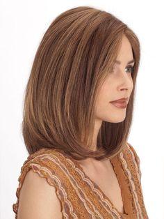 15 Must Try Medium Bob Hairstyles And Haircuts - Classic medium length bob