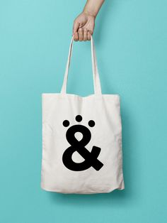 Tote bag by MarcelAndRalph on Etsy