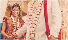 Wyndham Jacksonville Riverwalk Indian wedding | Bride during the pheras | Blushing | Indian bride | Groom | Mandap | Bonded forever | Jacksonville wedding photographer | Indian wedding
