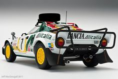 Lancia Stratos Safari 1977
