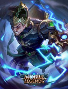 Gatot Kaca (Mobile legend)