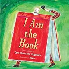 I Am the Book: Great for launching Reading Workshop