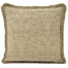 Astley Embossed Cushion Cover, Stone Beige
